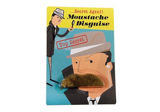 Agent Secret - Moustache
