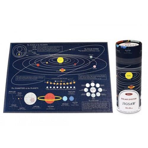Space Age - Puzzle