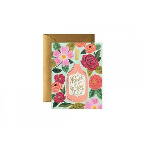 Carte postale Rosé! It's your birthday