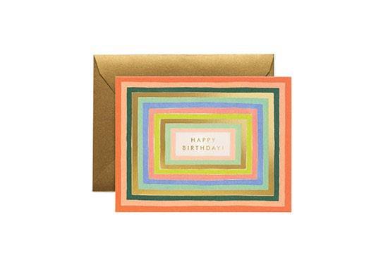 Carte postale Disco Birthday