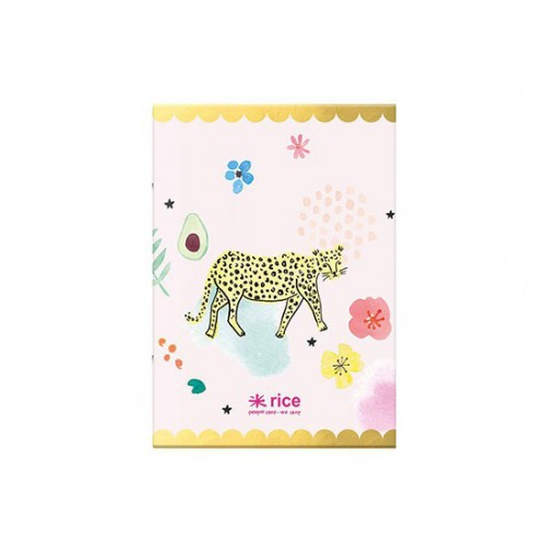 Notebook leopard
