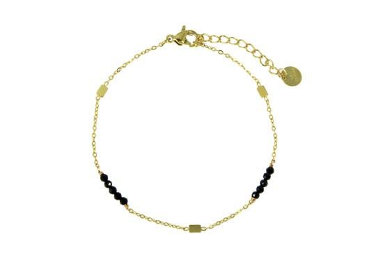 Bracelet Emilie - Onyx
