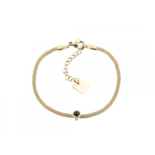 Bracelet Angèle - Onyx