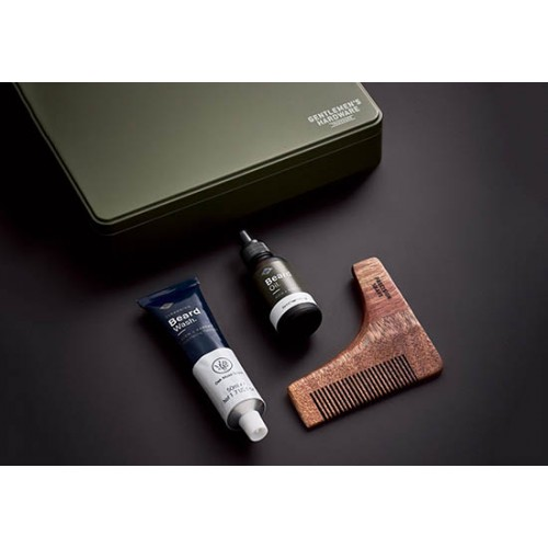 Kit pour une barbe douce