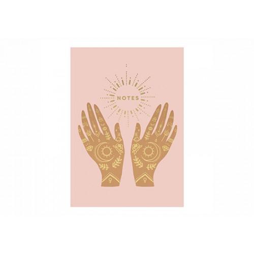 Carnet Hands