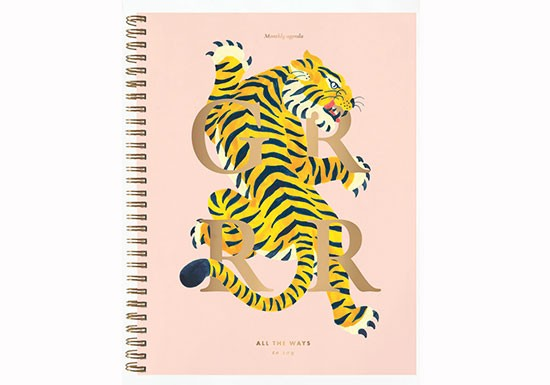 Agenda Tiger