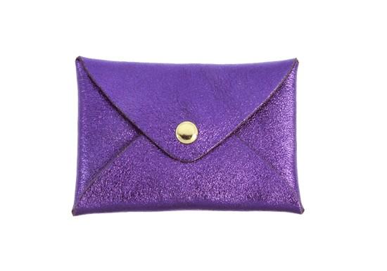 Pochette Cassandre - violet