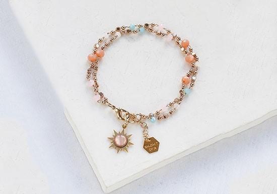 Bracelet Sol (coloris au choix)