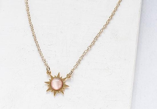 Collier Sol (coloris au choix)