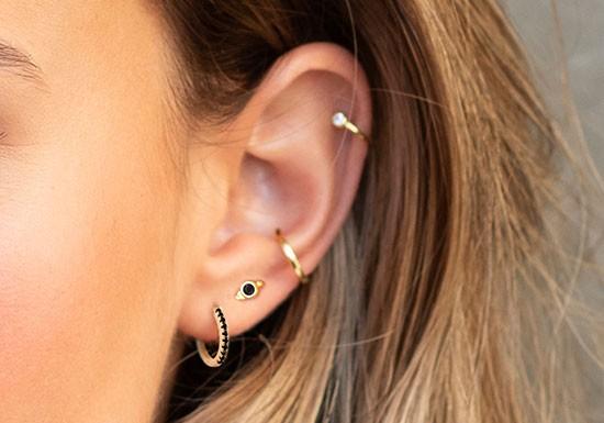 Boucles d'oreilles Tyler