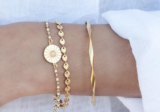 Bracelet Costa (coloris au choix)