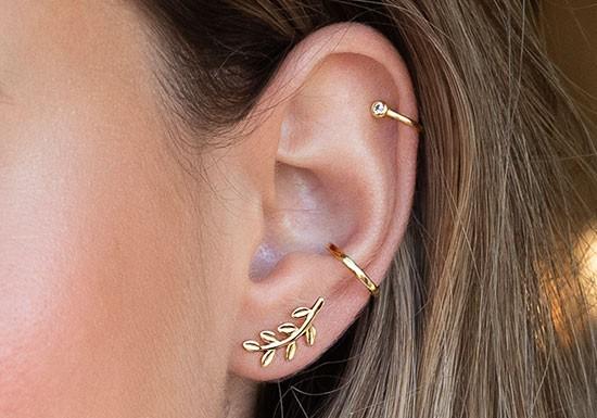 Boucles d'oreilles Eden