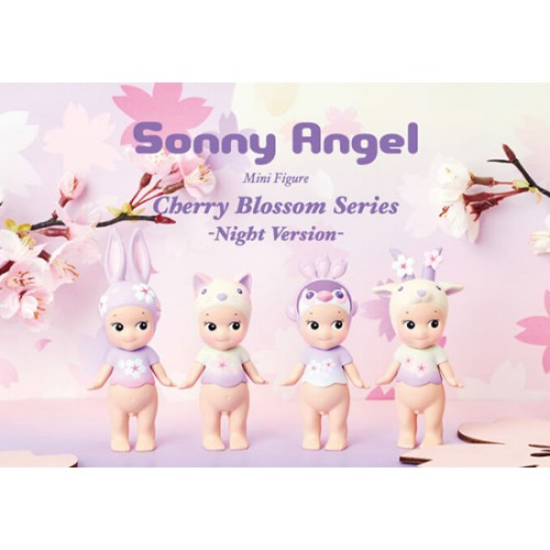 Sonny Angel Cherry Blossom - Night Version