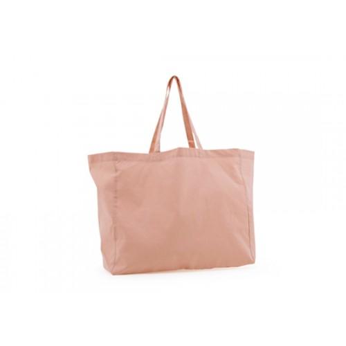 Tote bag shopper - Rose poudré