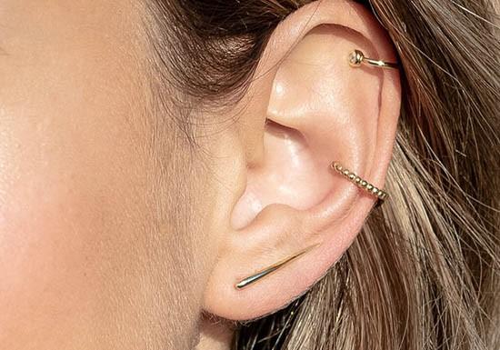 Boucles d'oreilles Wind Climber