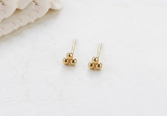 Boucles d'oreilles Dots
