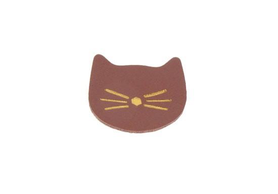 Broche Chat (coloris au choix)