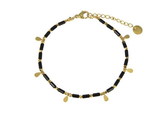 Bracelet Romane Onyx