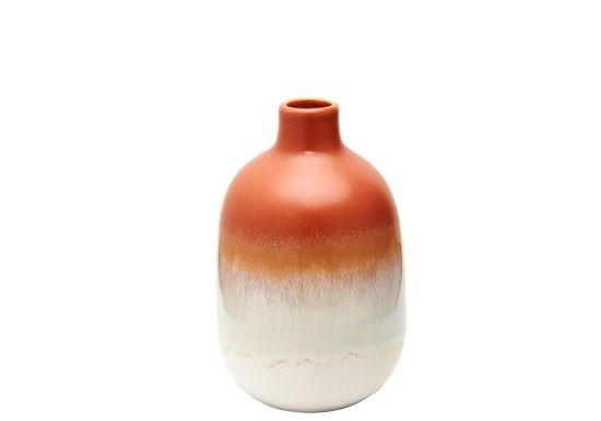 Mini vase Mojave - Marron
