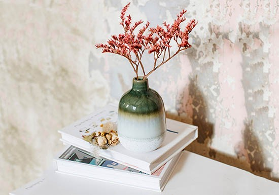 Mini vase Mojave - Vert