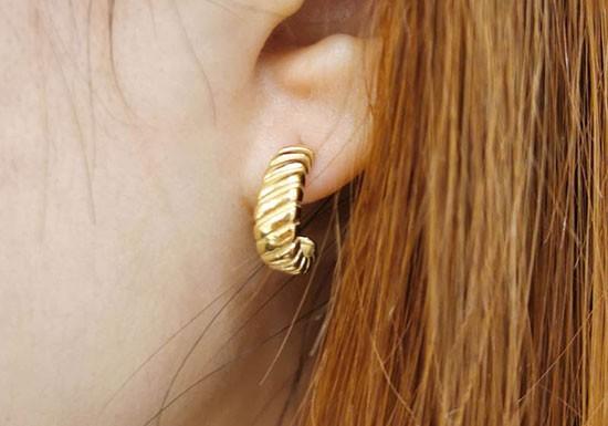 Boucles d'oreilles Laura