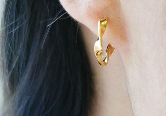 Boucles d'oreilles Emilie