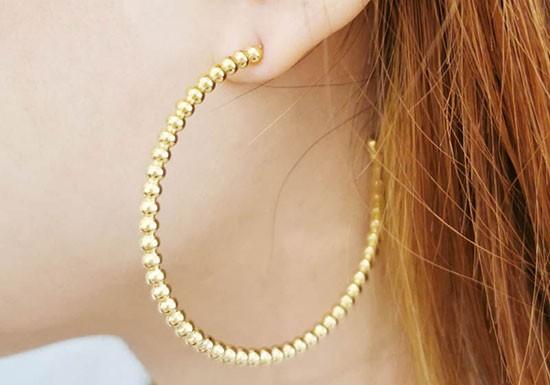 Boucles d'oreilles Christina