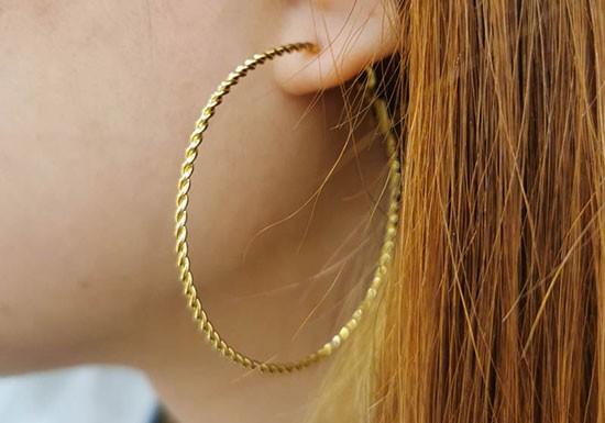 Boucles d'oreilles Amelia