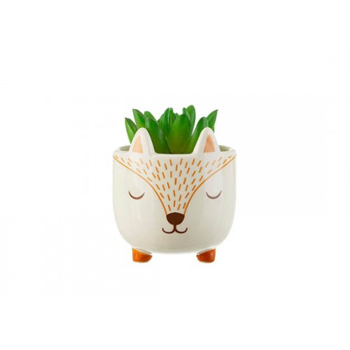 Mini cache pot Fox