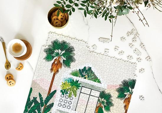 Puzzle Dream House 1 000 pièces