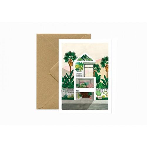 Carte postale Dream House