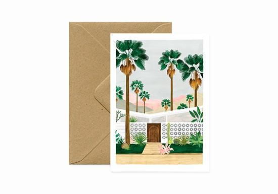 Carte postale Palm Spring