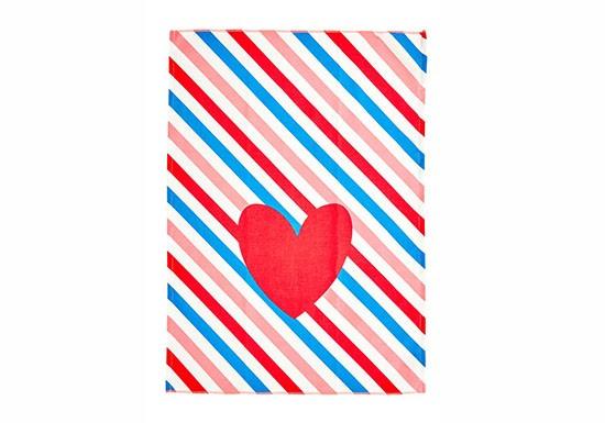 Torchon Candy stripe