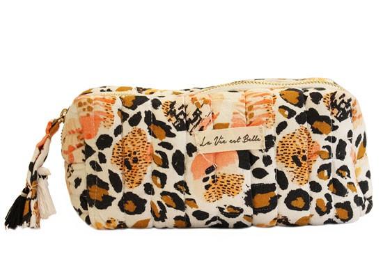 Trousse Indé - Leopard