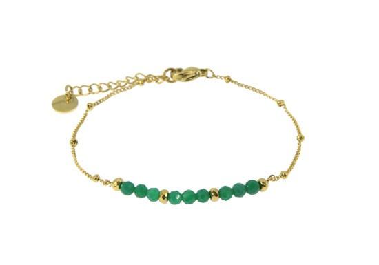 Bracelet Anaïs aventurine