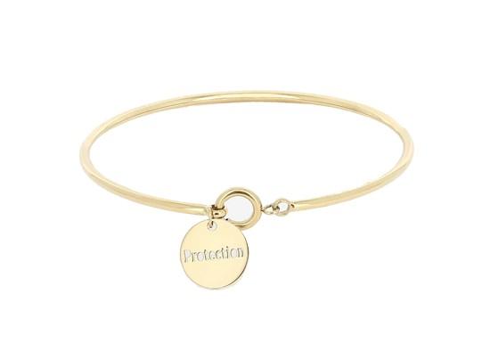 Bracelet jonc - Protection
