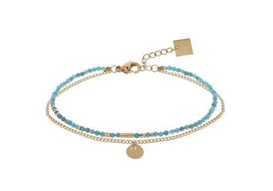 Bracelet Navajo - amazonite