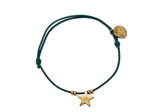 Bracelet Etoile (couleur au choix)