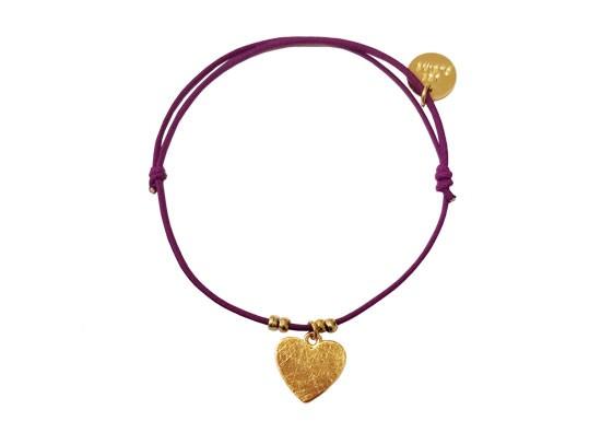 Bracelet Coeur (couleur au choix)