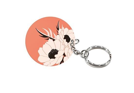 Porte-clés Scarlet