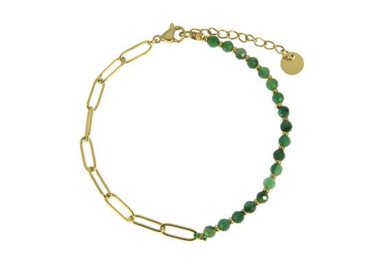 Bracelet Maria malachite