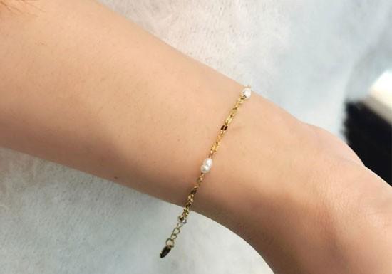 Bracelet Pauline - perle