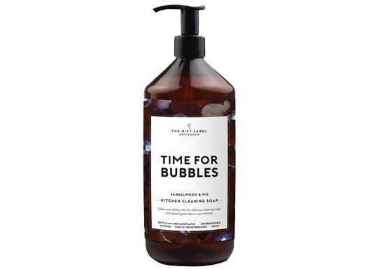 Kitchen cleaning soap - Time for Bubbles