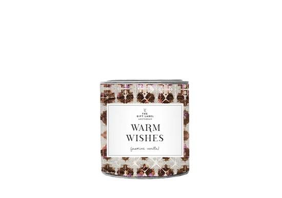 Petite bougie - Warm wishes