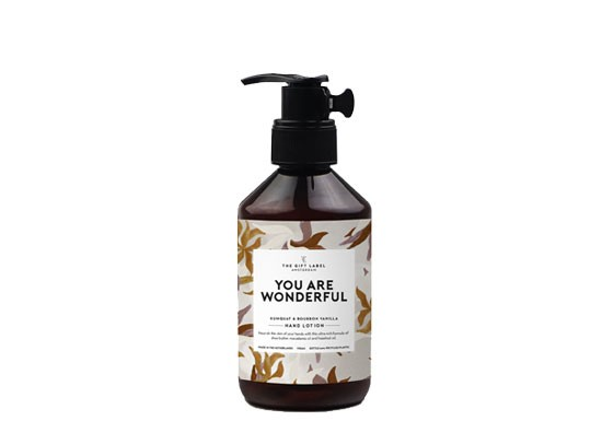 Hand Lotion - You are Wonderful