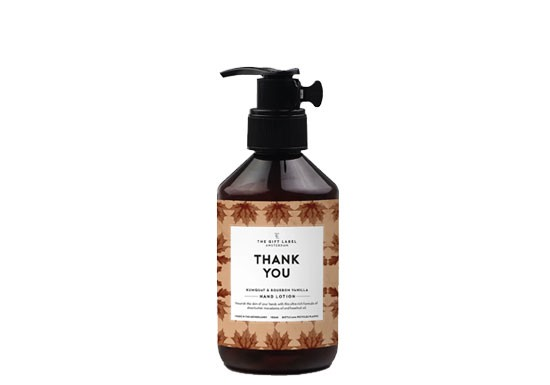 Hand Lotion - Thank you