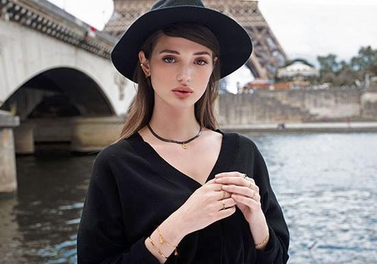 Collier Francine