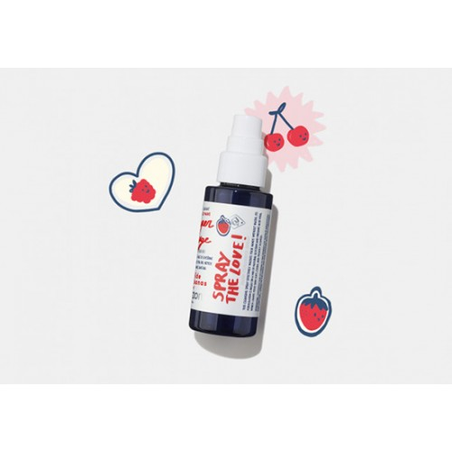 Spray lavant - Super rouge Mathilde Cabanas