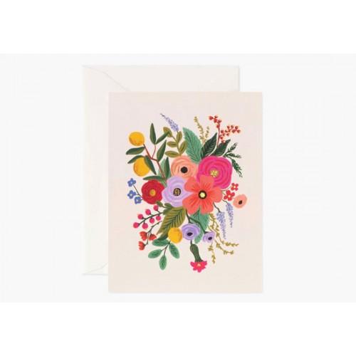 Carte postale Garden Party Blush