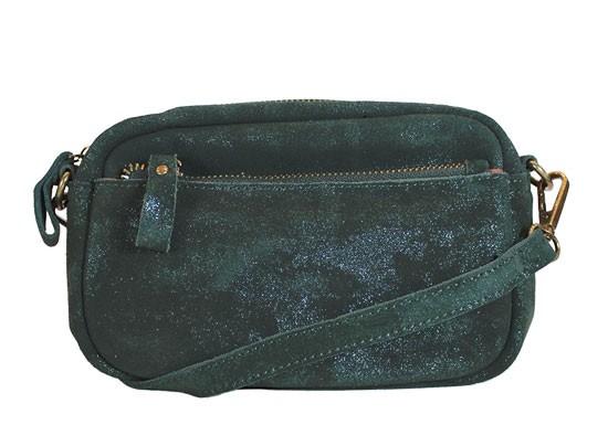 Petit sac Morgane - vert sapin